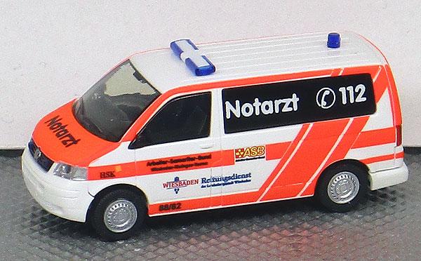 Rietze VW T5 Feuerwehr Erolzheim